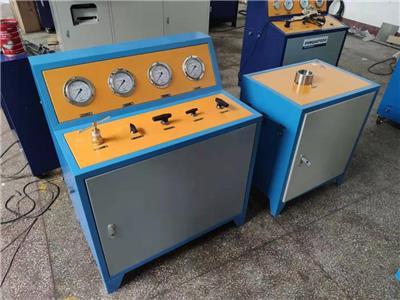 消防氣體七氟丙烷瓶 閥門可靠性試驗臺 容器閥可靠性試驗機