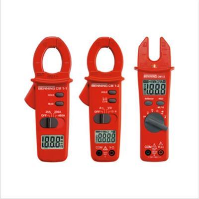 BENNING北寧數顯電流鉗數顯鉗型表電流計品質原廠保證