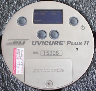 美國EIT單通道UV能量計,美國EIT UVICURE PLUS II