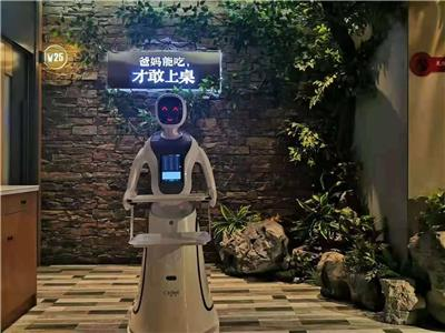 赤峰送餐機器人解決方案