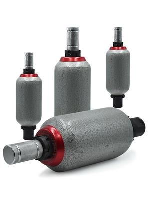 蓄能器充氮工具蓄能器隔膜式蓄能器活塞式蓄能器,找蓄能器就選迅捷液壓_蓄能器廠家供應_品質保障
