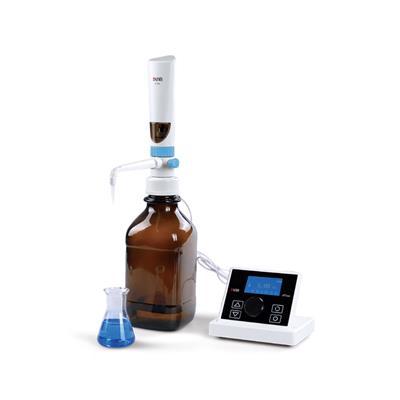 DLAB北京大龍dFlow電子瓶口分液器電子*置分液器實驗連續分液器 不含棕色試劑瓶