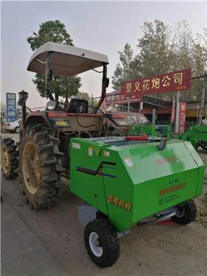 小麥秸稈揀拾打捆機 行走式打捆機