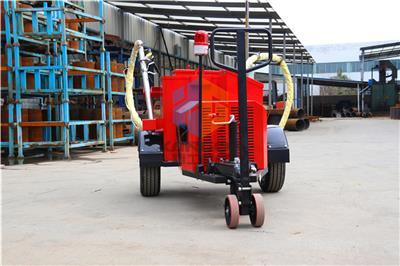 吉林四平 道路裂縫灌縫機  馬路灌縫機  100L瀝青灌縫機  路面養護設備