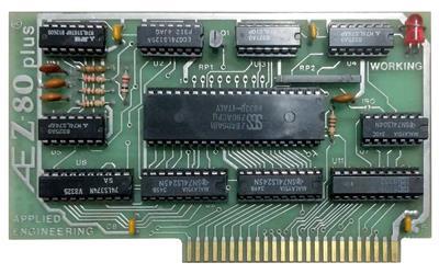 供應Zilog處理器
