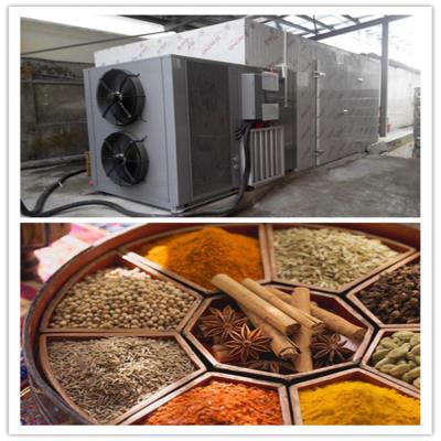 木材木板方木熱泵烤房可定制