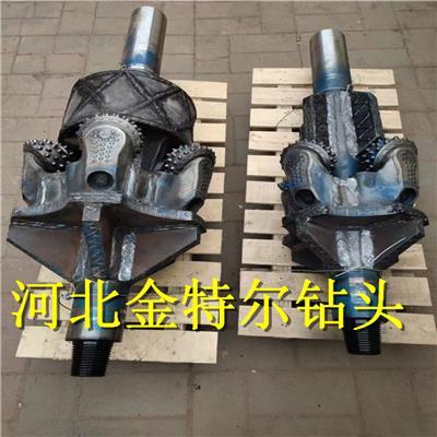 河北鉆頭廠家定做非開挖巖石擴孔器 17寸半穿越組裝鉆頭