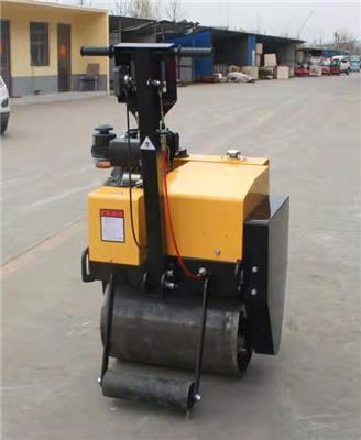 手扶單輪壓路機 小型壓路機
