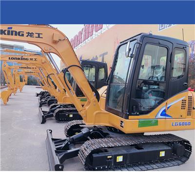 東營區龍工中型挖掘機規格型號