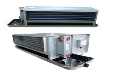 駐馬店空調末端立柜式防爆風機盤管質量可靠