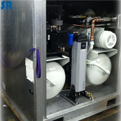 平涼模塊吸附式干燥器生產廠家 體積小 重量輕
