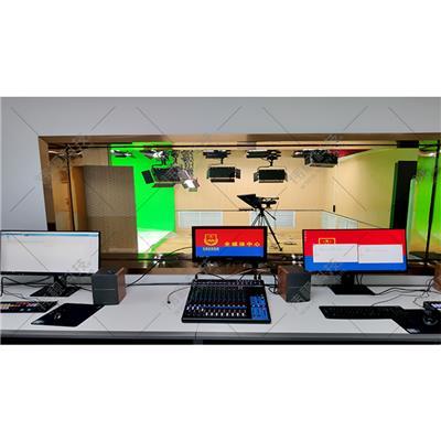 消防全媒體中心建設 - 消防融媒體中心建設 - 偉視科技