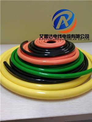 港口設備長行程拖鏈電纜-上海艾普達