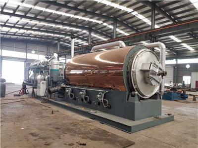 睿智環保RZ-12煉油設備