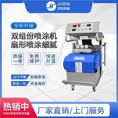 液壓式聚脲噴涂機 京華邦威供應廠家