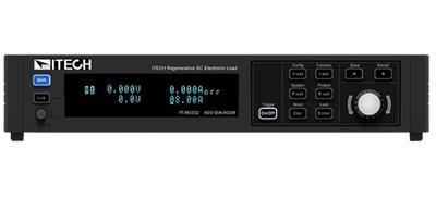 IT-M3300系列 回饋式直流電子負載