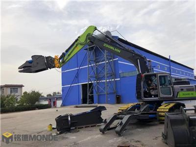 卡特330液壓拆房鉗 挖掘機液壓破碎剪
