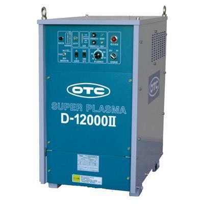 日本OTC空氣等離子切割機D-12000中厚板切割機