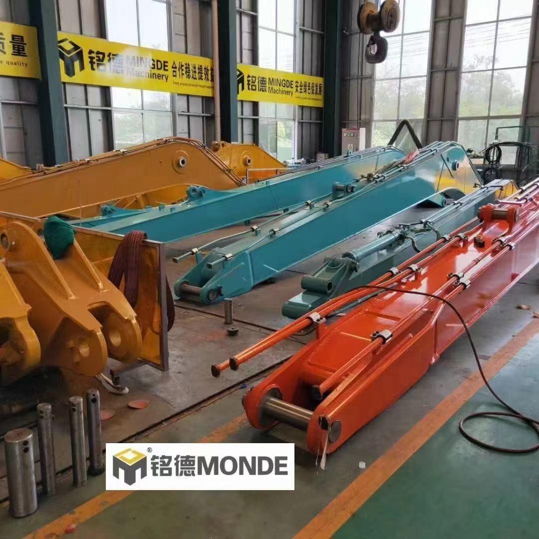 供應挖掘機加長臂   定制加長臂生產廠家
