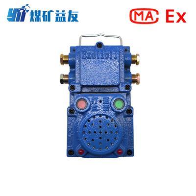 益煤 KXH127礦用隔爆兼本安型聲光組合xin號器  通訊xin號器