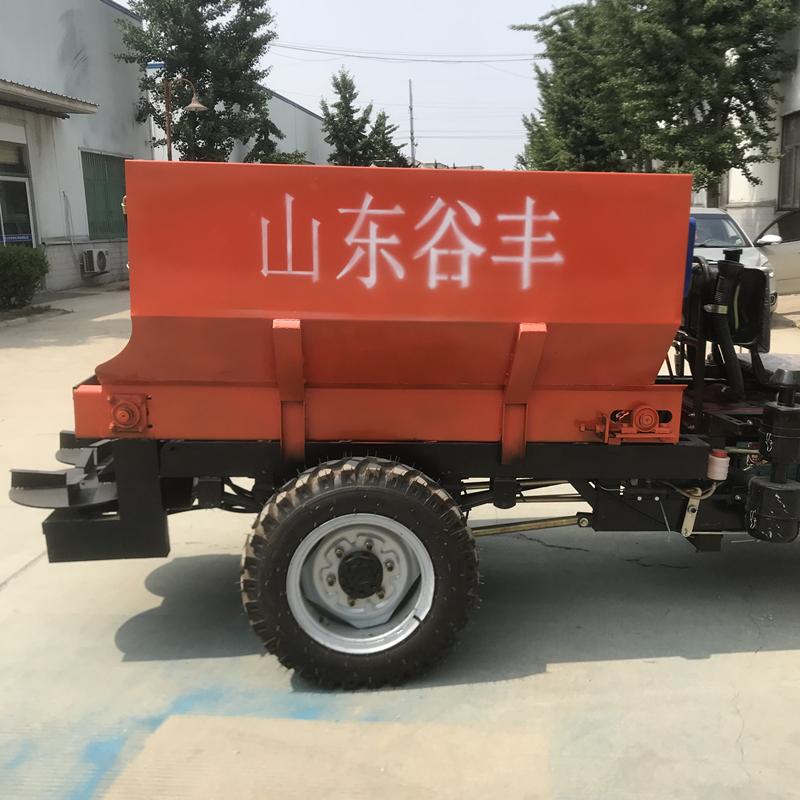 撒糞車 撒肥機 拋撒車 揚糞車 順肥機 施肥機自動撒糞車 有機肥