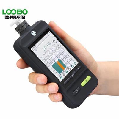 LB-CH2O-A泵吸式甲醛檢測儀 可同時檢測1-5種氣體濃度