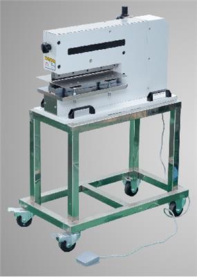 腳踏板 輪刀,走刀 玻纖板,鋁基板、銅基板 非磨擦式 分板機