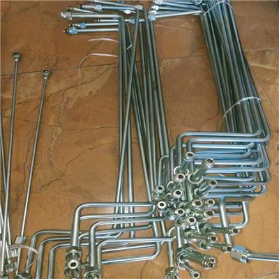 供應 工程機械液壓鐵油管 無縫液壓鋼管折彎 鍍鋅液壓硬油管