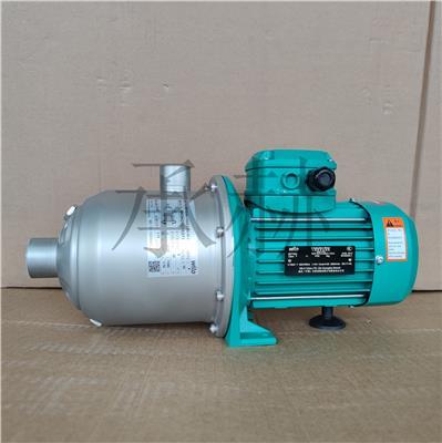 威樂不銹鋼MHI406家用變頻增壓泵別墅工業恒壓供水設備