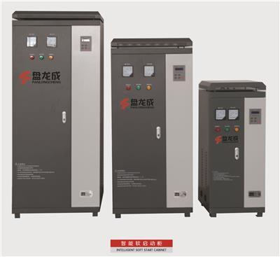 定制 低壓plc控制柜電動機 軟起動柜 配電柜軟啟動柜控制柜