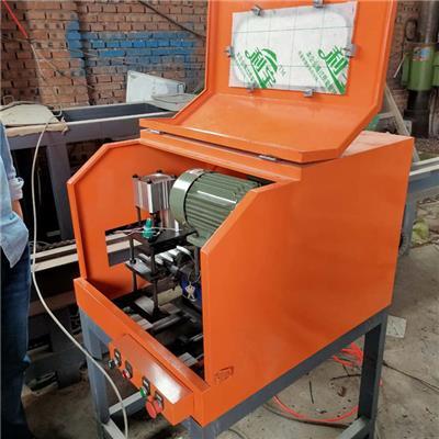 數控鋼筋端頭打磨機 鋼筋頭磨平機 鋼筋端面打磨機