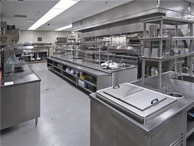 汕尾不銹鋼操作臺安裝 廚房規劃