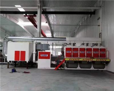 voc催化燃燒設備 rco催化燃燒設備批發價格