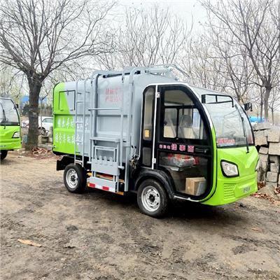 遷安制造電動垃圾車性能可靠,電動掛桶垃圾車