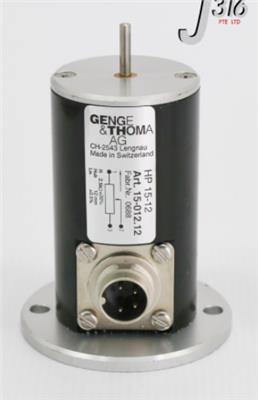 Genge Thoma位移傳感器說明書
