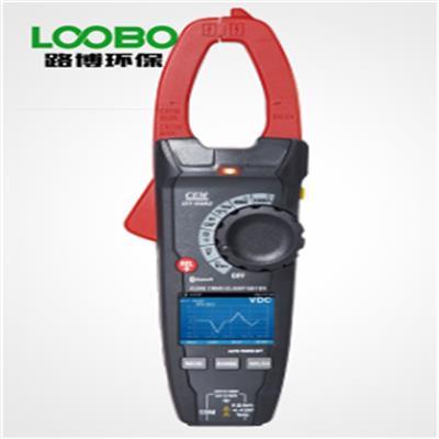 DT-9581智能工業型熱像儀鉗形表 ** 數據記錄和趨勢捕獲功能