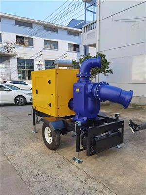 防汛應急柴油水泵