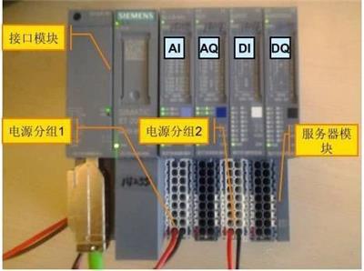 西門子PLCDP連接頭開關量供應商