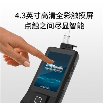 酒精檢測儀便攜式拍照錄像測酒儀查酒駕酒檢儀吹氣式酒精測試儀