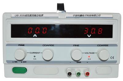 寧波利鑫電子LXB-3030線性穩直流壓電源線性電源