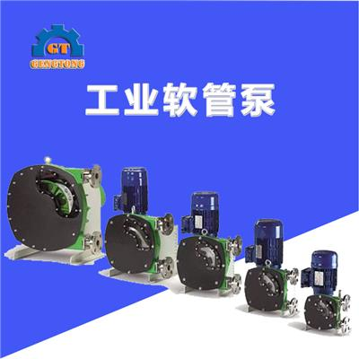 工業擠壓泵結構 軟管輸送泵  工業擠壓小型軟管泵