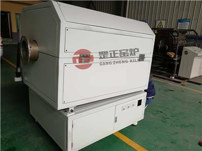 供應罡正科技牌刀片電池材料煅燒實驗爐-GZ-JX30 60