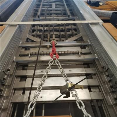 云梯車鋁合金臂架32米搬家云梯鋁臂架
