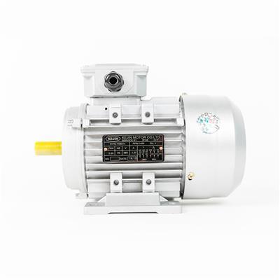 余姚慈溪慈星**鋁殼電機三相異步電機方B3法蘭減速電機可定制