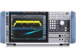 R&S?FSVA3000 信號與頻譜分析儀無錫誠成儀器儀表