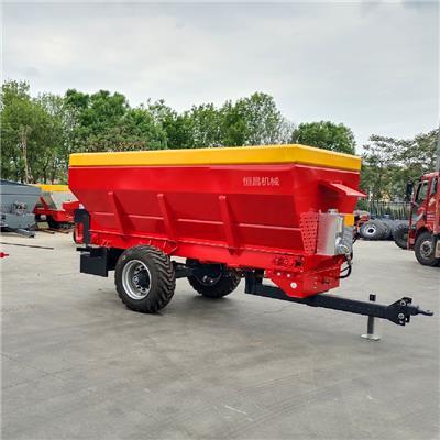 大型八方撒肥車廠家-撒肥車價格-撒肥車圖片