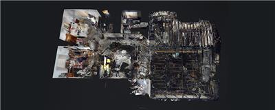 沈陽嘉志科技-消防,火災調查三維激光掃描儀faro