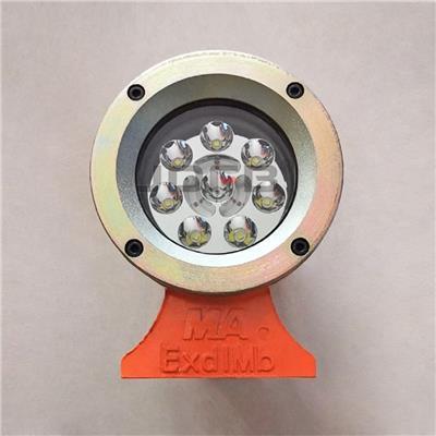 膠輪車DGY24/24L 礦用隔爆型LED機車燈