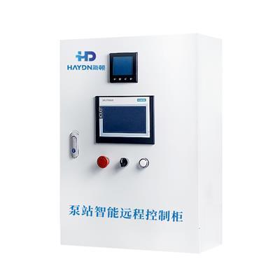 泵站智能遠程控制柜-排水泵站觸摸屏控制箱-水泵站智能遠程控制柜