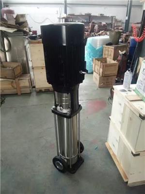 QDLF150-30立式多級不銹鋼離心泵